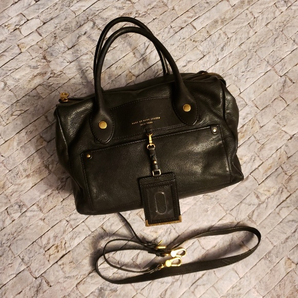 Marc By Marc Jacobs Handbags - MARC BY MARK JACOBS New York black bag.